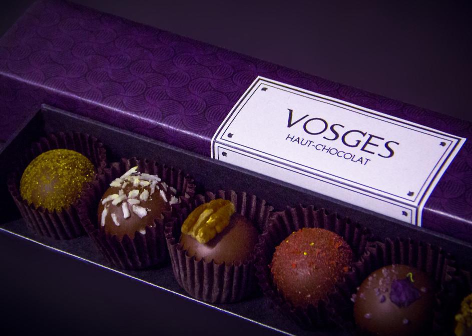 Vosges | Packaging Design
