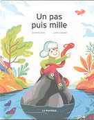 Un pas puis mille - Sévérine Vidal