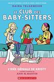 La série Le Club des baby-sitters