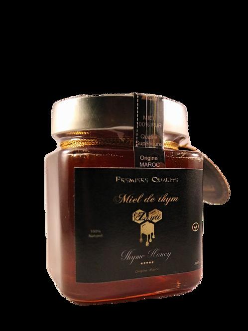 100% Pure Moroccan Thyme Honey, 300g jar