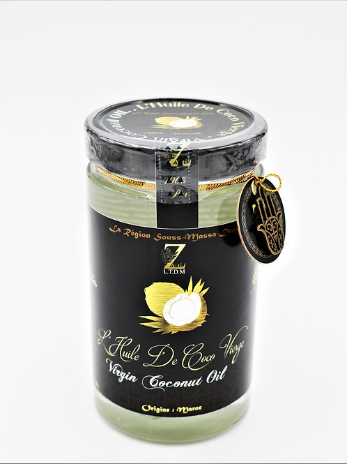 Aceite de coco marroquí 500ml