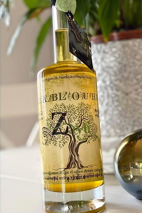 The ultimate golden extra virgin olive oil. 500 ml