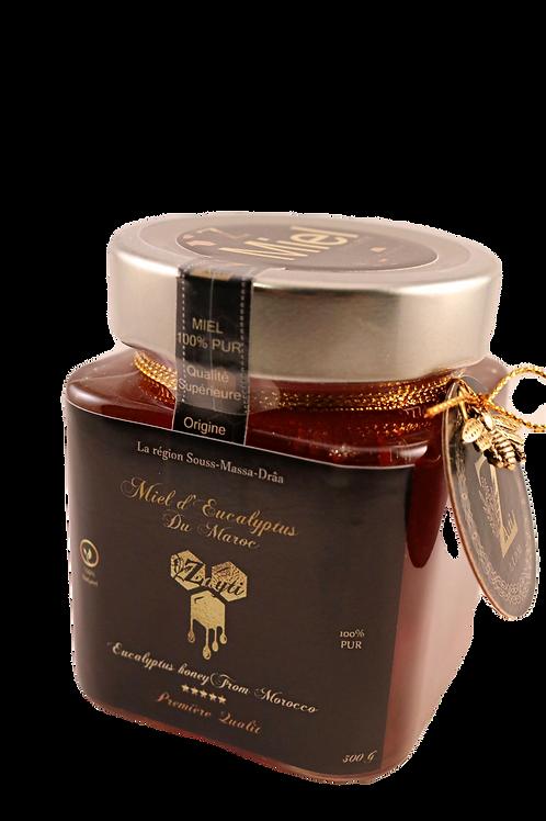 100% pure & Authentic eucalyptus honey from Morocco.