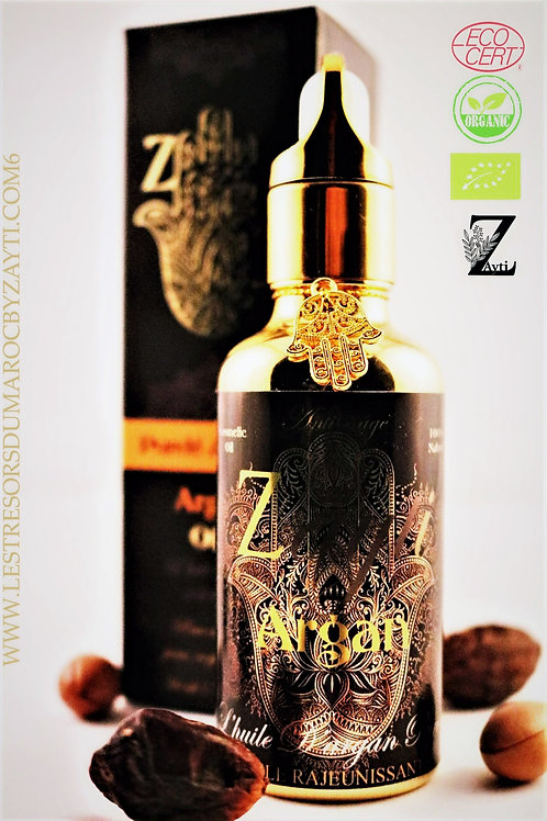ARGAN OIL Cosmetic (organic) 50 ML