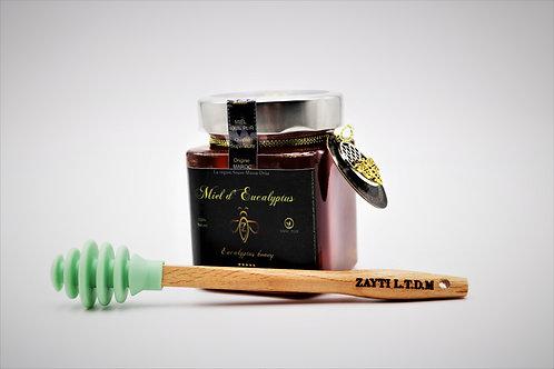 Miel de eucalipto 100% pura y auténtica de Marruecos.
