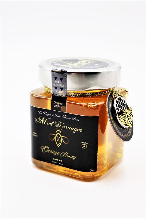 Orange Honey (Organic) Pure 100% Authentic 300 G
