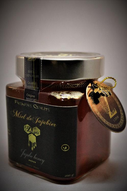 Miel de azufaifa marroquí 100% pura.