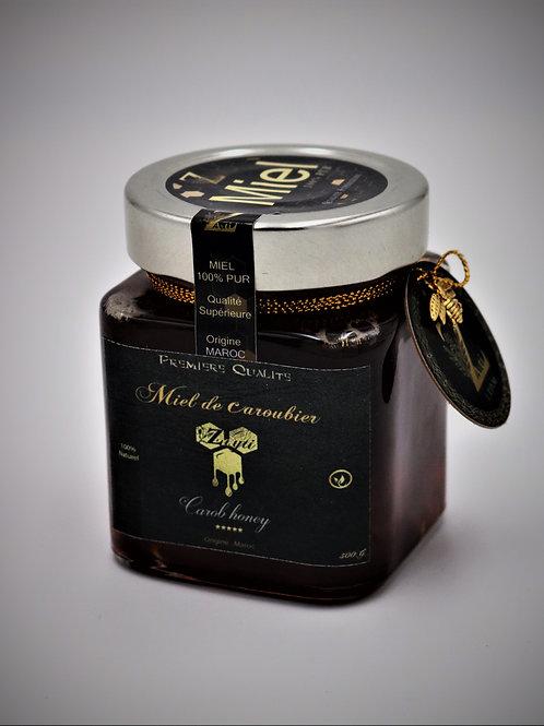 Miel de algarroba 100% auténtica de Marruecos