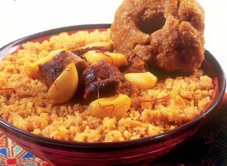 😊(Taâchat) Couscous de taliouine 🥰