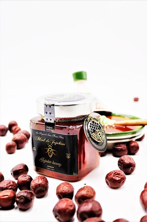 100% pure Moroccan Jujube honey.