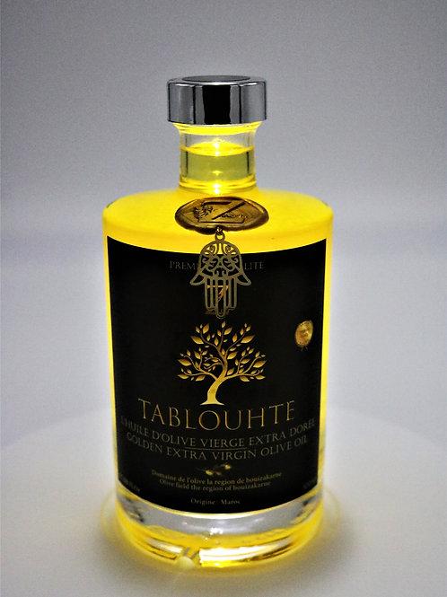 The ultimate golden extra virgin olive oil. 500 ml