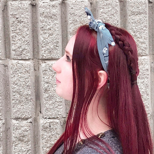 Spring Pin-Up Headband