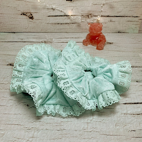 Limited Edition Lace Scrunchies