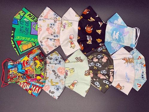 Children's Surprise Mask Pack