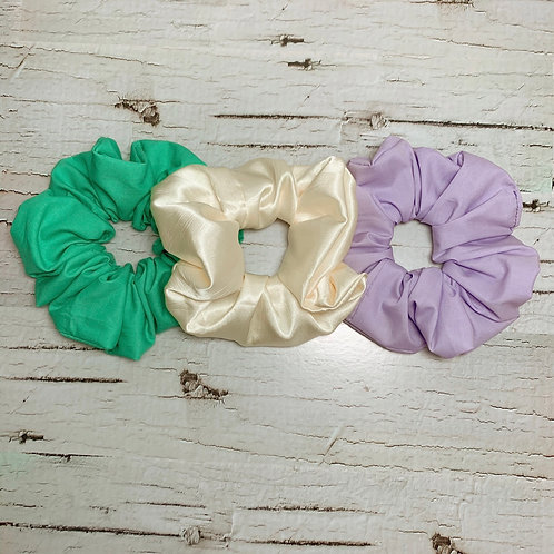 Large Scrunchie 3 Pack