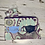 Thumbnail: Double Sided Zipper Mask Pouch & Mask Set