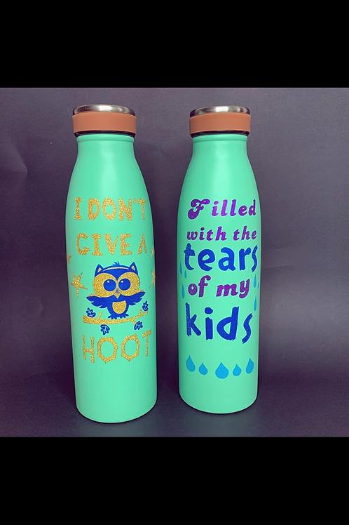 Custom Mossy Oak Water Bottle