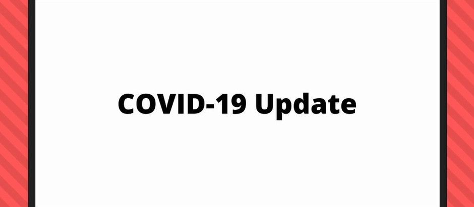 Covid-19 Update Tuesday, 12th January
