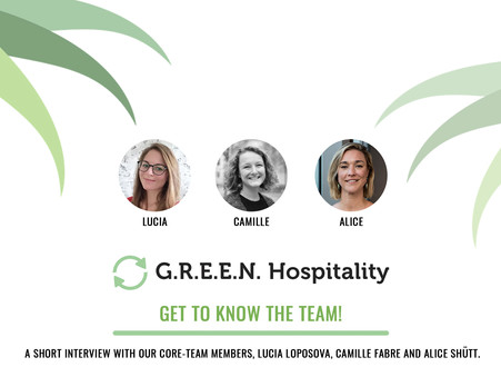 Get To Know the Team!