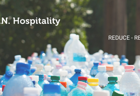 G.R.E.E.N. Hospitality's First Think Tank: the Problem of Plastic Waste