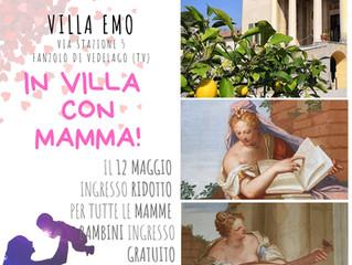 In Villa con Mamma!