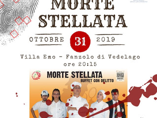 MORTE STELLATA - Buffet con delitto