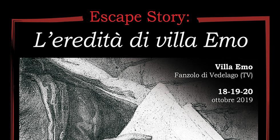 Escape Story - L'eredità di Villa Emo