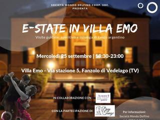 E-state in Villa Emo