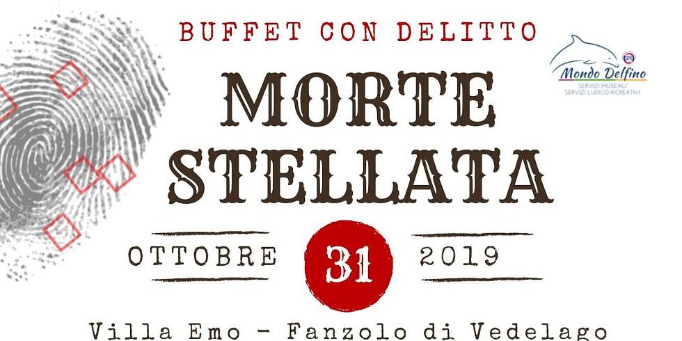 MORTE STELLATA – Buffet con delitto