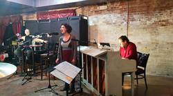 WUNC Radio-Frank Stacio Program-Lorea and Alejandro
