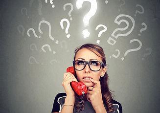 Misunderstanding and distant call. Upset