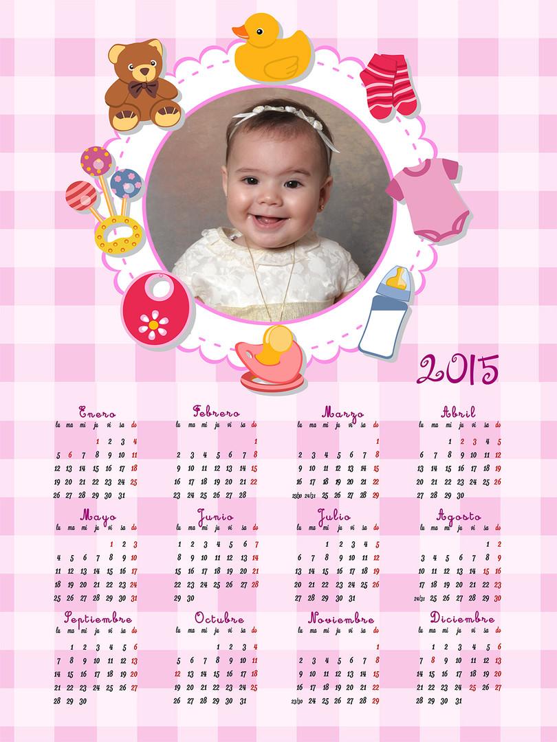 Calendario personalizados Mostoles