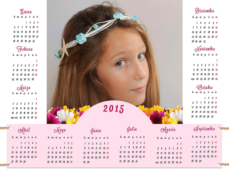 Calendario para San Valentin