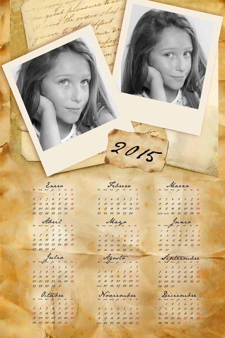 Calendarios con foto