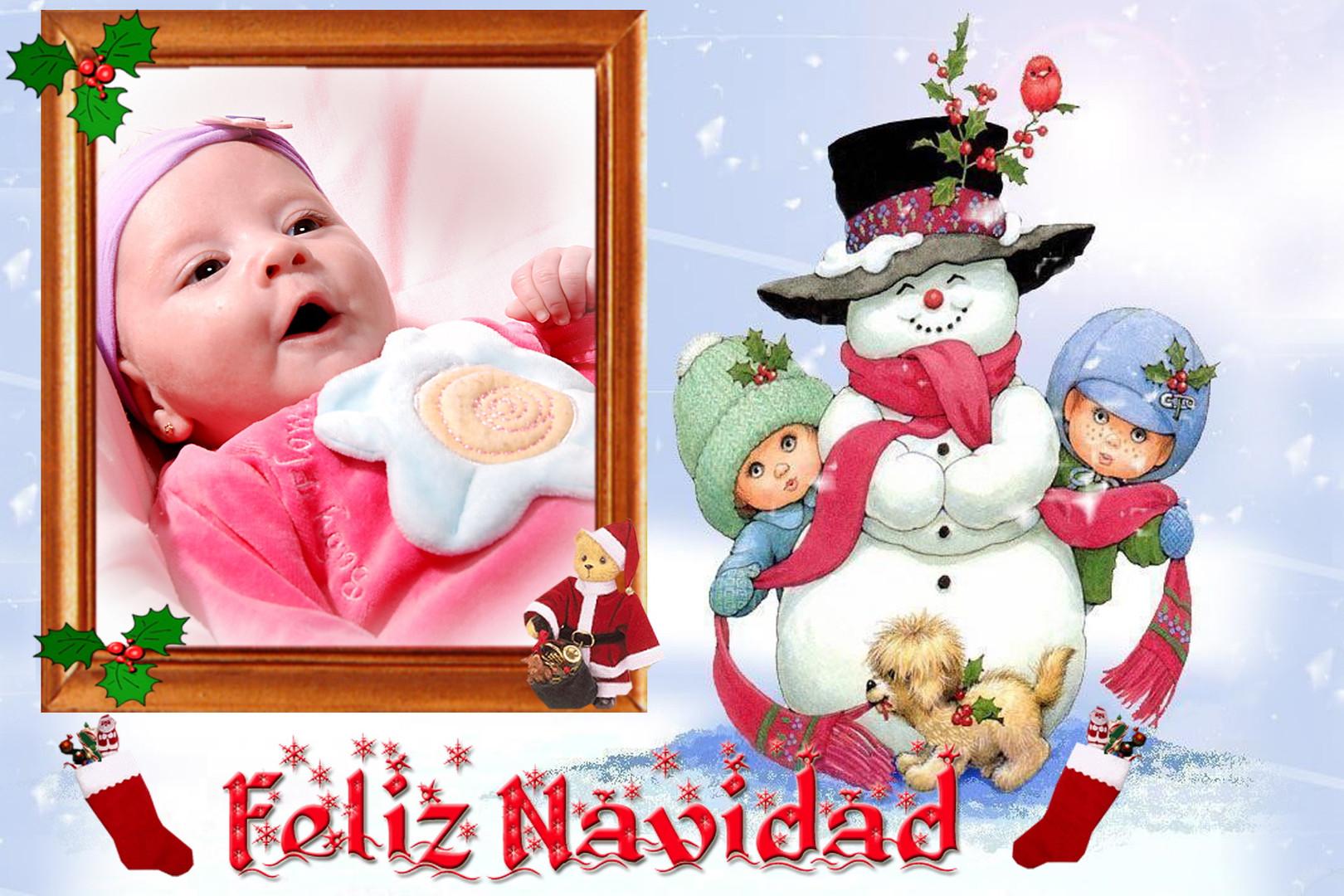 Felicitaciones de Navidad