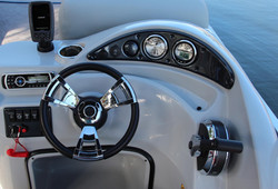 Pontoon boats easy to operate