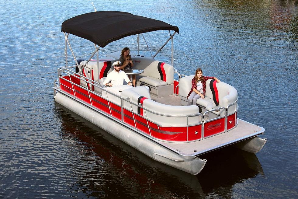 North Miami Beach Pontoon Boat Rental