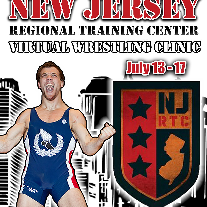 2020 New Jersey RTC Online Virtual Wrestling Clinic