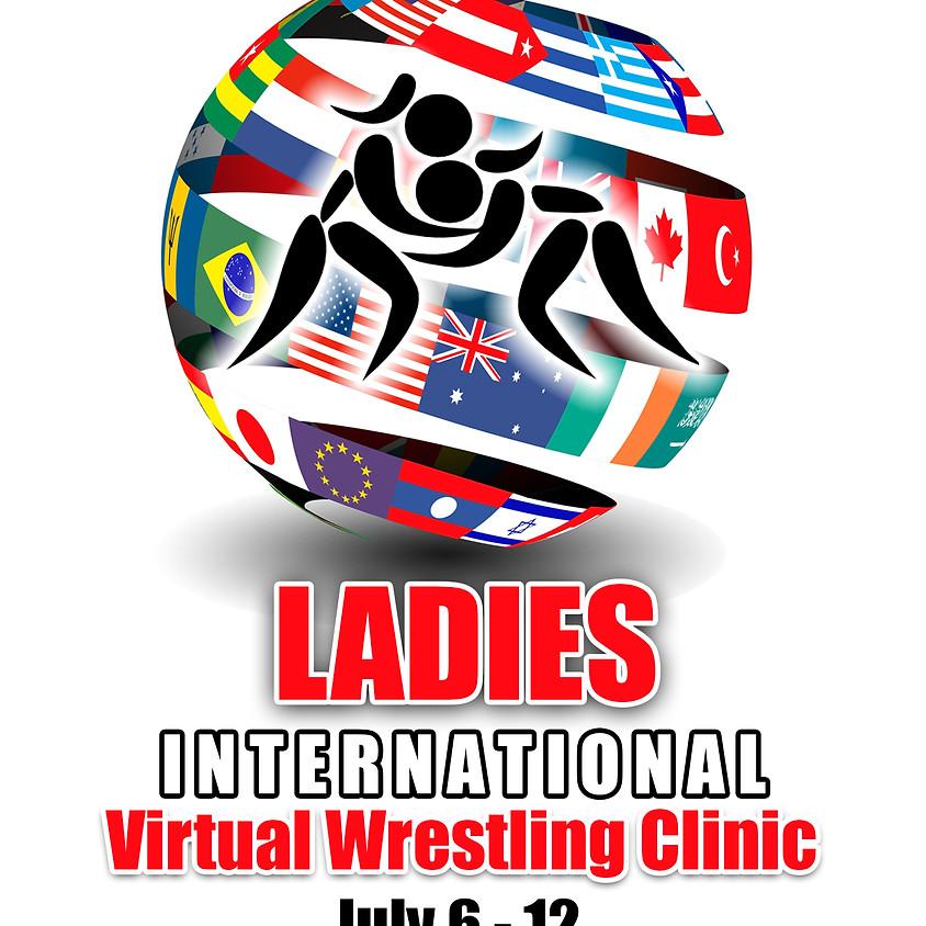 Ladies International Virtual Wrestling Clinic