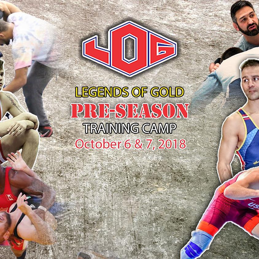 L.O.G. PreSeason Camp