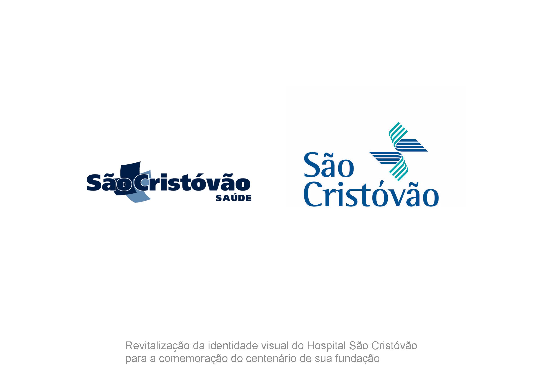 Logotipo São Cristóvão Saúde