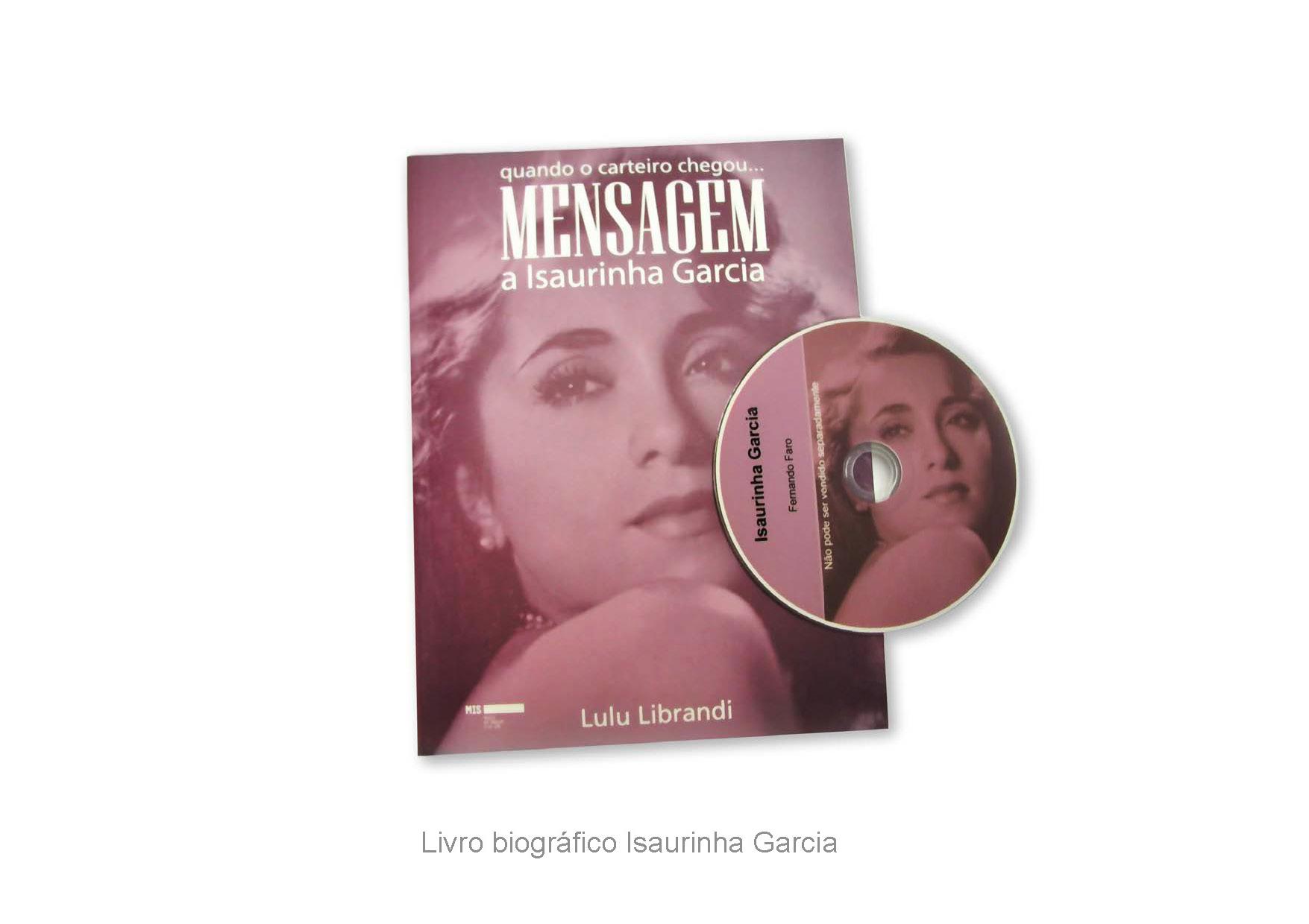 Livro Isaurinha Garcia