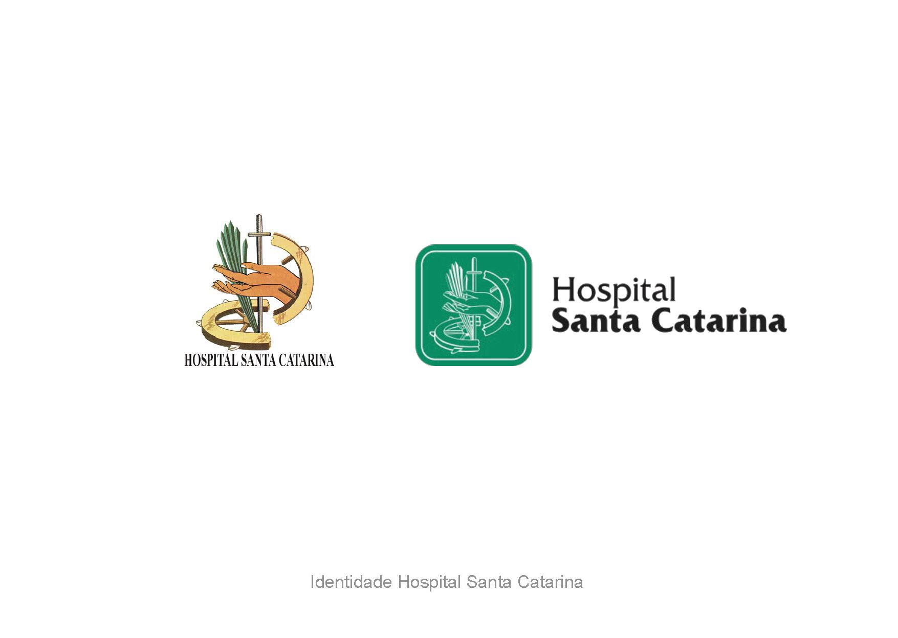 Logotipo Hospital Santa Catarina