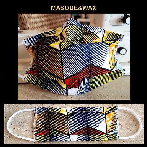 "Masque&Wax ""Cubes"""