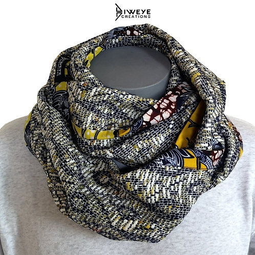 """SNOOD """"Boucles d'Or"""""""