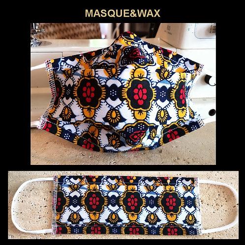"Masque&Wax ""Tortues"""