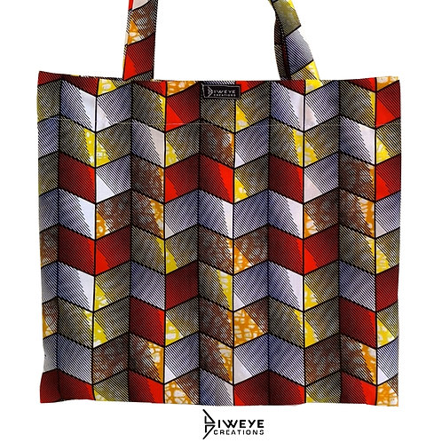 TOTE BAG 100% WAX - Relief