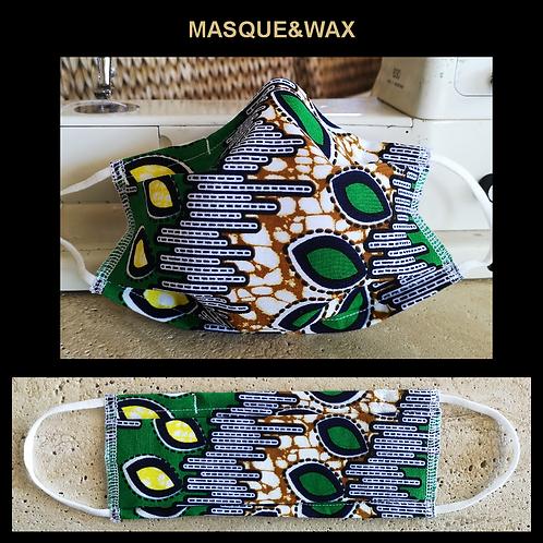 "Masque&Wax ""Green"""