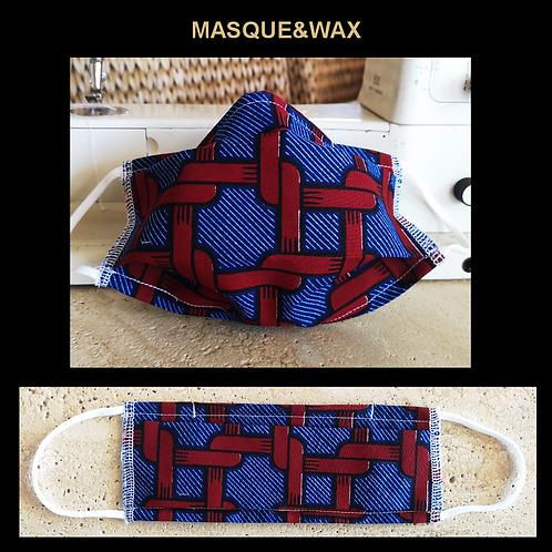 """Masque&Wax """"Croisé"""""""