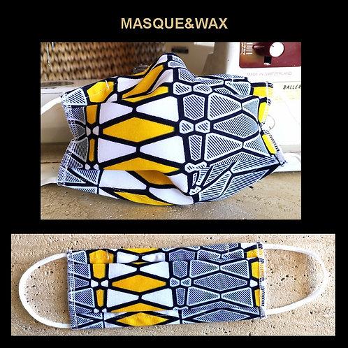 """Masque Wax """"Saphir"""""""